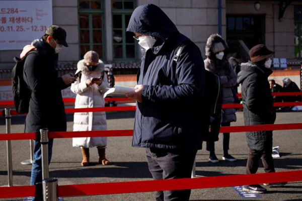 Hàn Quốc có 3 ca mắc biến thể COVID-19, WHO phát cảnh báo