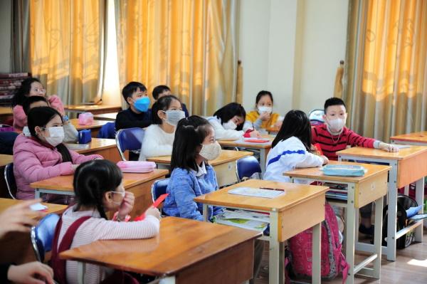 TP.HCM cho học sinh nghỉ học từ 2.2