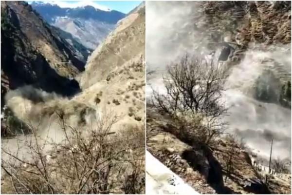 'Sông băng ở Himalaya vỡ, 100–150 người chết'