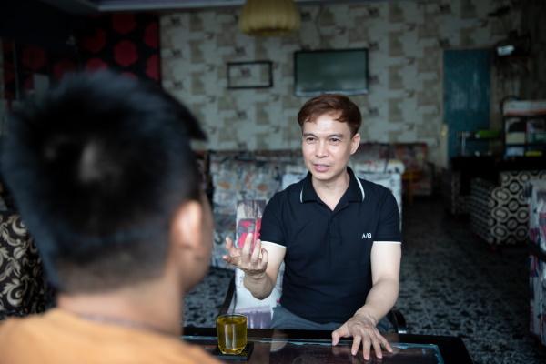 """""""Viên ngọc giá lạnh"""" giúp đỡ nhiều người nhiễm HIV"""