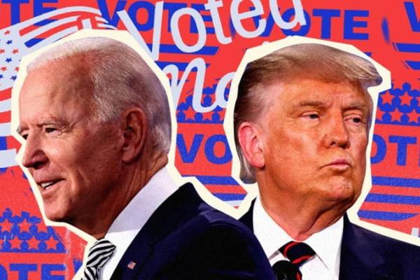 Mỹ bước vào ngày bầu cử Tổng thống 2020