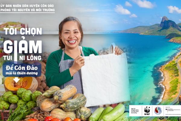 Côn Đảo: Cộng đồng không rác đón du khách