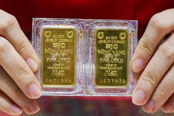 Giá vàng tăng trở lại, chờ thông tin hỗ trợ để bứt phá