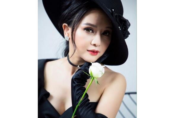 Hoa khôi Hoàng Hà và ý nghĩa 'Lễ hội Ẩm thực Chay'