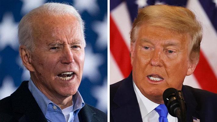 Bầu cử Mỹ: Nhiều tín hiệu bất lợi cho Trump tại các bang phải thắng