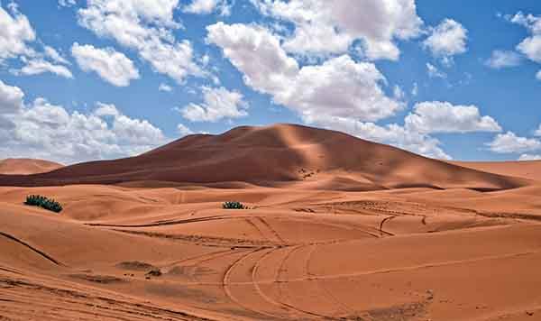 Triển vọng nguồn năng lượng mặt trời khổng lồ từ sa mạc Sahara