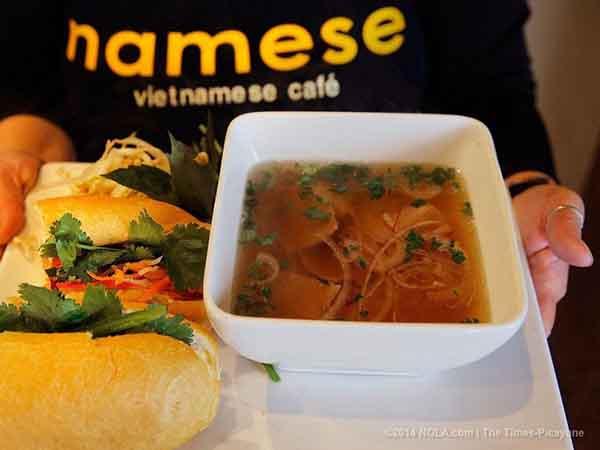 Ẩm thực Việt được yêu thích trên đất Mỹ