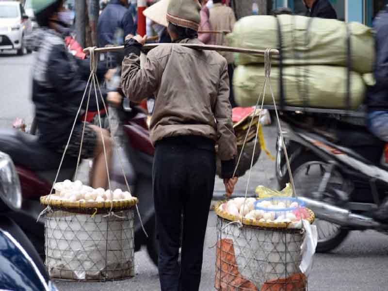 Street Food Hà Nội trước làn sóng đô thị hóa
