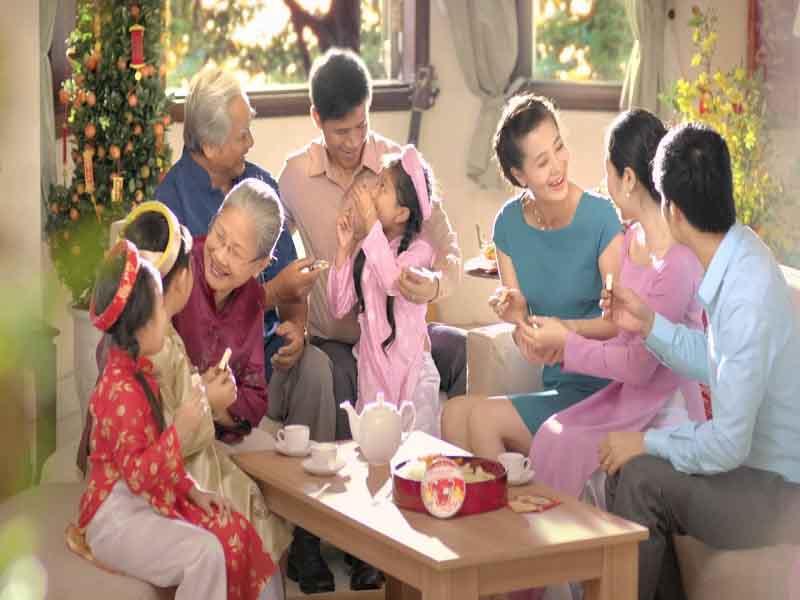 Giữ nét văn hóa Việt trong chính gia đình bạn