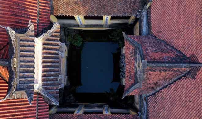 Bí ẩn Đền Trần Thương: Huyền bí giếng khẩu
