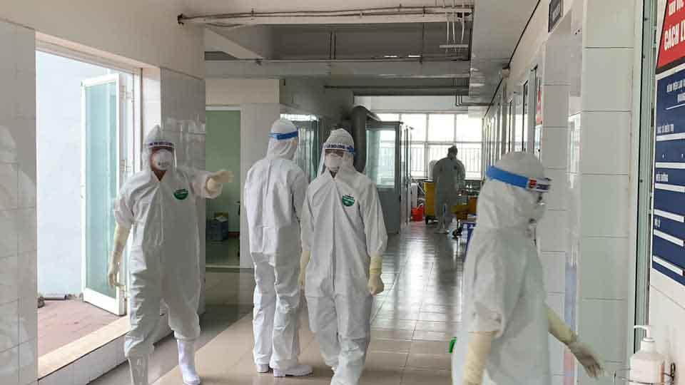 Sáng 9.3, Việt Nam không ghi nhận ca mắc COVID-19 mới, Hải Phòng dỡ nhiều điểm phong tỏa
