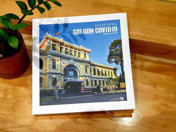 Triển lãm và ra mắt sách ảnh 'Sài Gòn COVID-19'