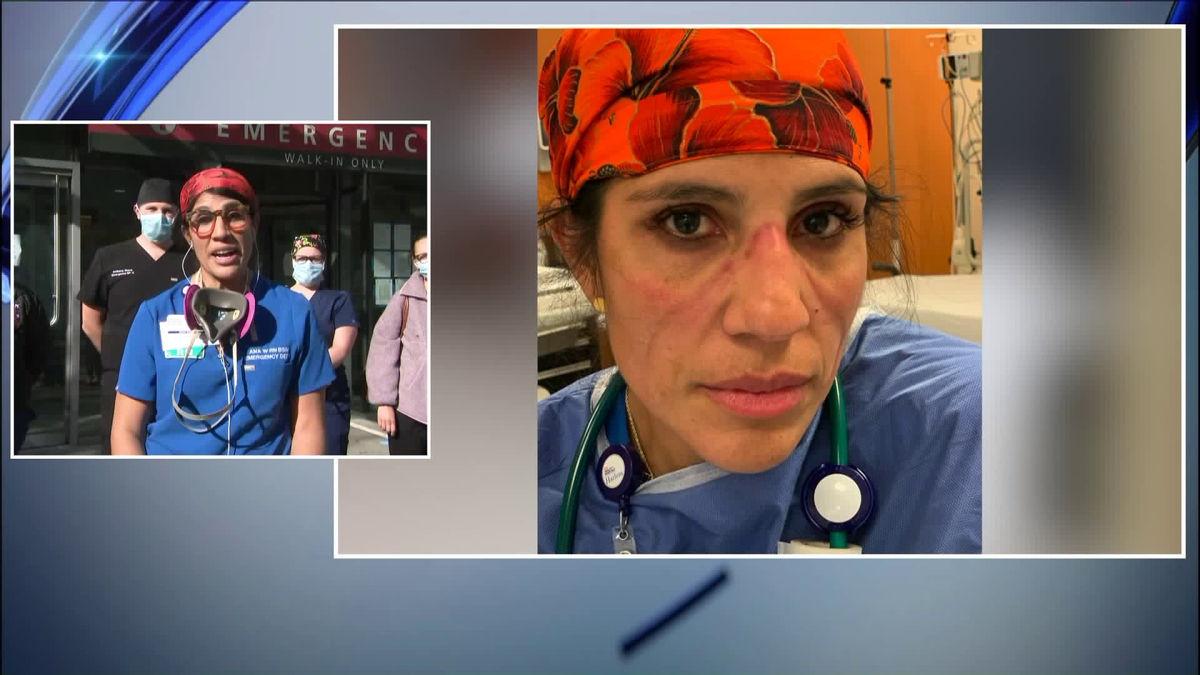 Nữ y tá mắc COVID-19 sau khi tiêm vắc xin, khó thở và đau đầu, chuyên gia nói gì?