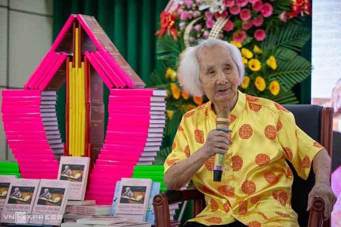 Nhạc sư Vĩnh Bảo qua đời ở tuổi 104