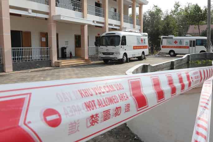 54 ngàn người về từ Đà Nẵng có kết quả xét nghiệm COVID-19