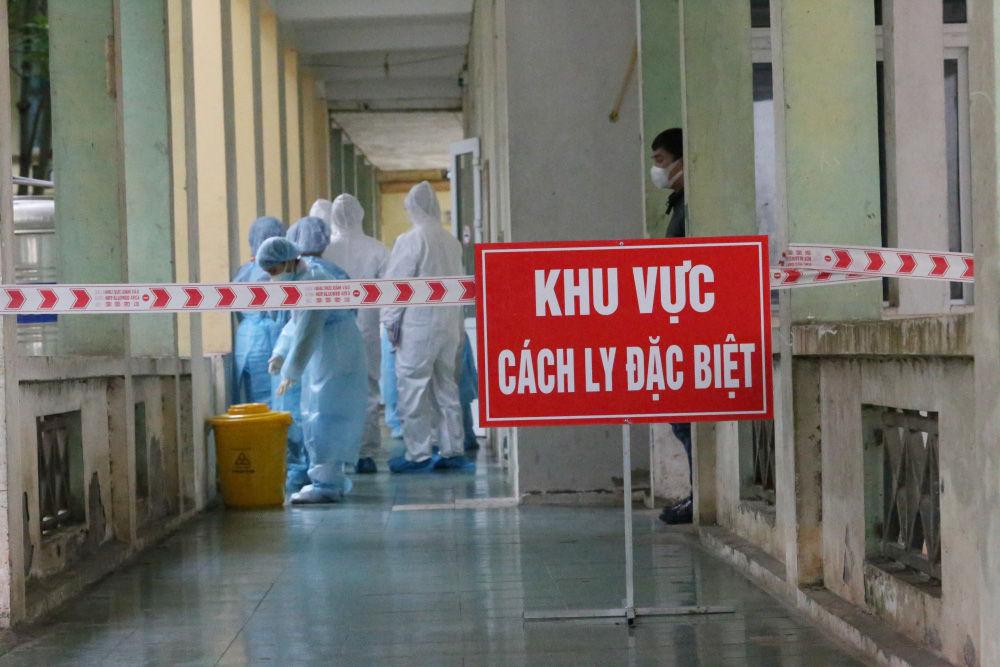 Chiều 19.12, một người đến từ Thổ Nhĩ Kỳ mắc COVID-19