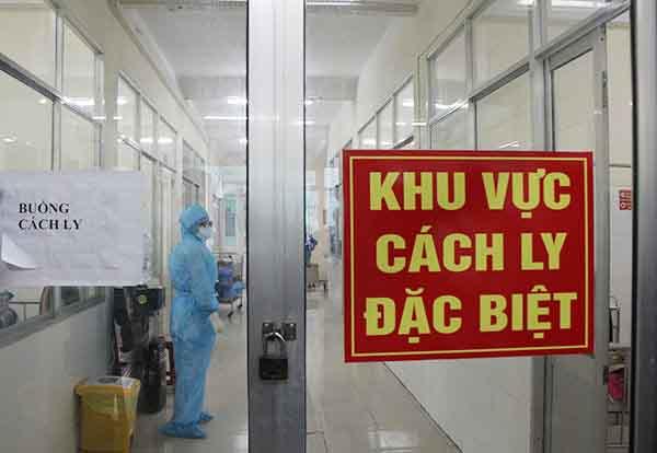 Thêm 5 ca mắc mới COVID-19, Việt Nam có 1.312 bệnh nhân