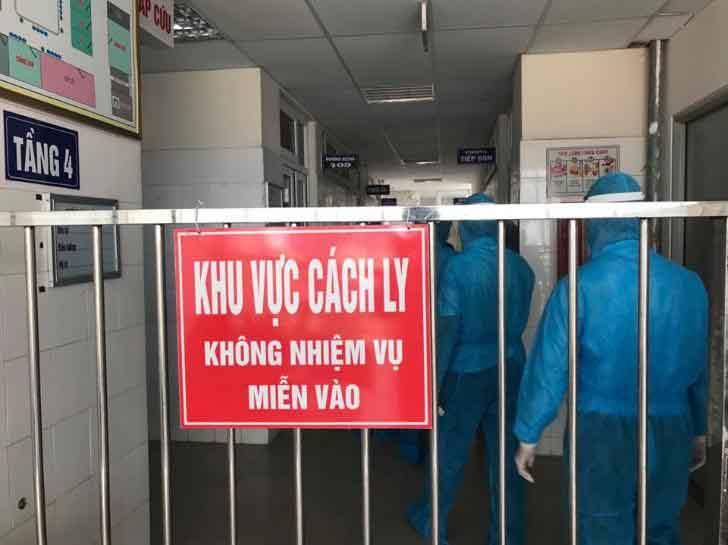 Chiều 22.8, Đà Nẵng ghi nhận thêm 5 ca mắc mới COVID-19, Việt Nam có 1014 bệnh nhân