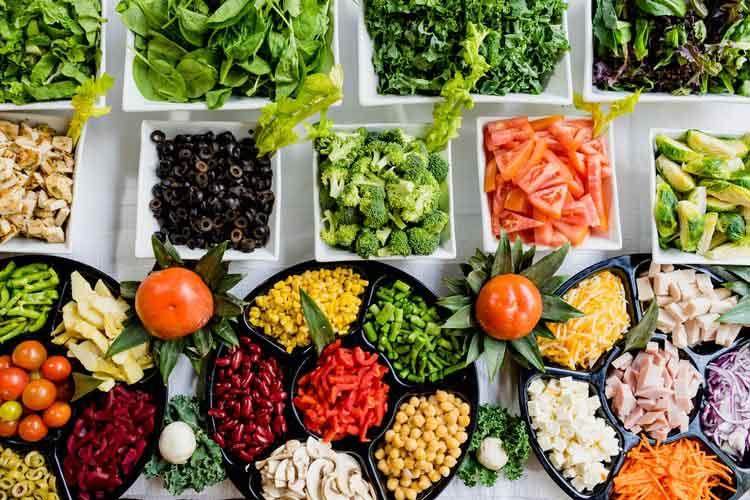 Những thực phẩm tốt cho sức khỏe tinh thần