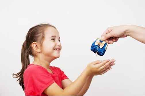Có nên cho trẻ tiền tiêu vặt? (Kỳ II)