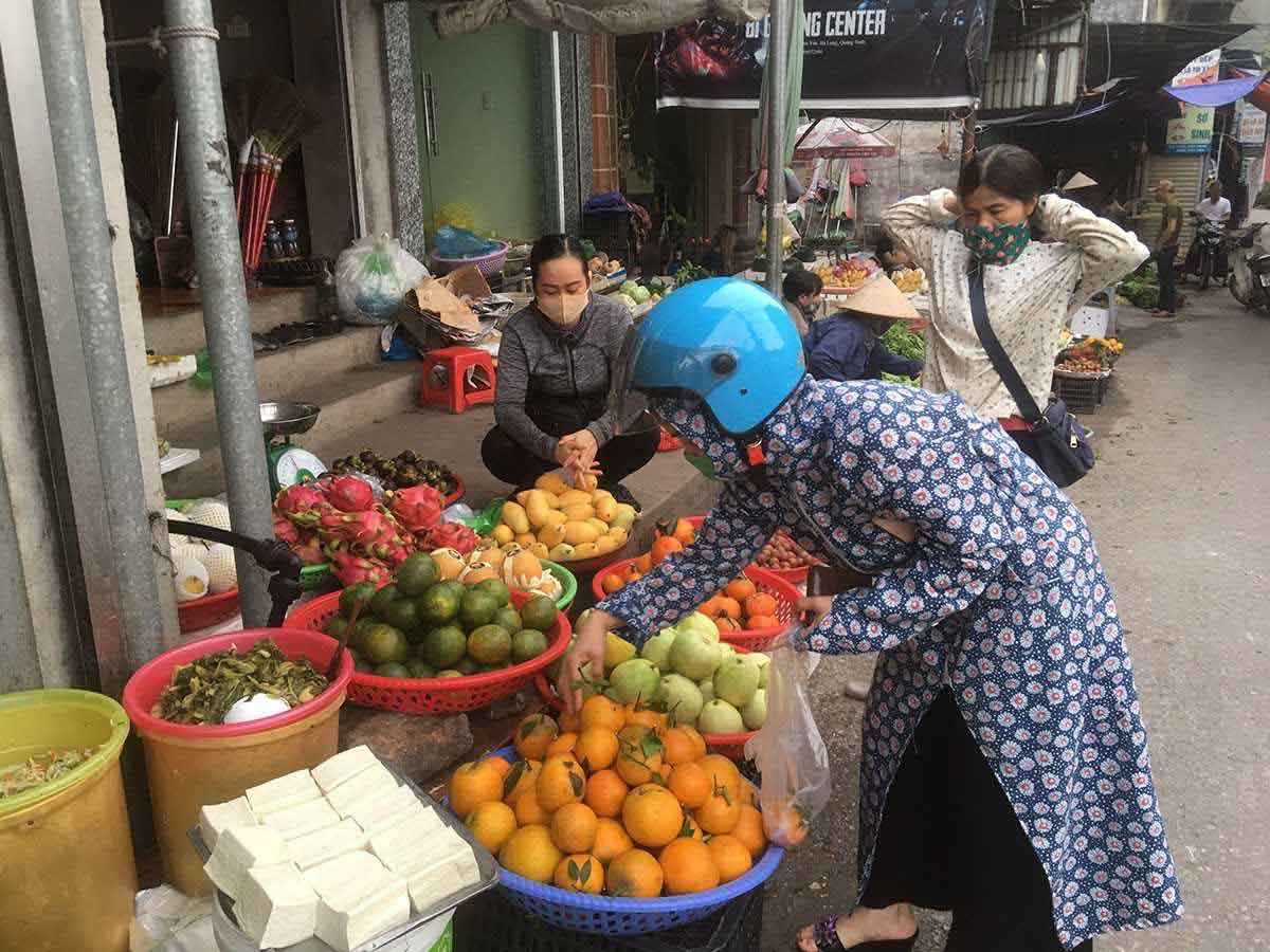 Những lưu ý giúp bạn đi chợ an đàn mùa dịch COVID-19