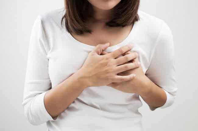Đau ngực khi mang thai, khi nào cần gặp bác sĩ?