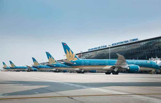 6 đường bay quốc tế mở lại từ ngày 15.9, khách phải thực hiện cách ly có thu phí, cài ứng dụng