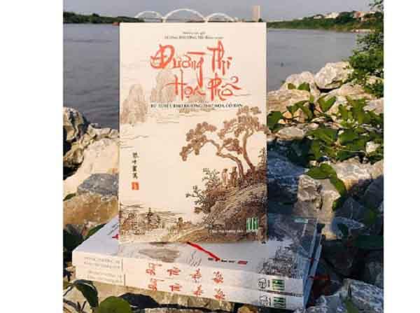 'Đường thi họa phổ' được Châu Hải Đường chuyển ngữ với phong thái độc đáo