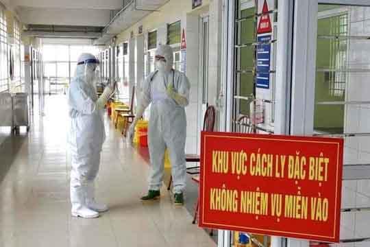 Chiều 21.2, Việt Nam ghi nhận thêm 15 ca nhiễm COVID-19 trong cộng đồng
