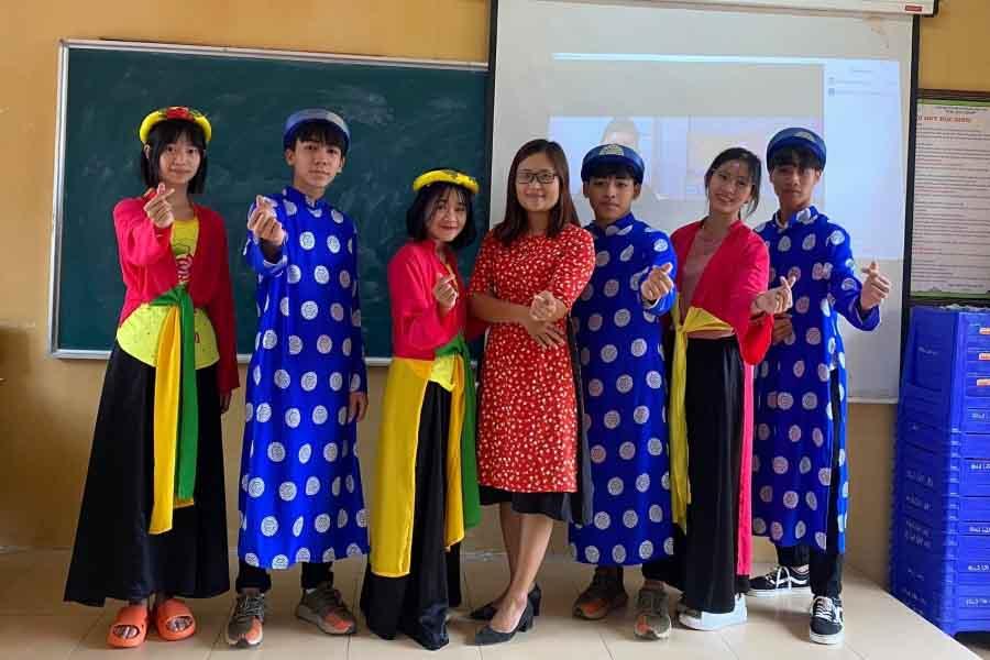 Cô giáo Việt lần đầu tiên lọt top 10 giáo viên xuất sắc toàn cầu