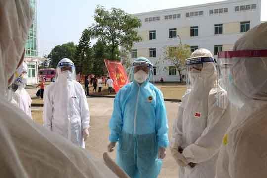 Chiều 20.2, Việt Nam ghi nhận thêm 6 ca mắc COVID-19 trong cộng đồng