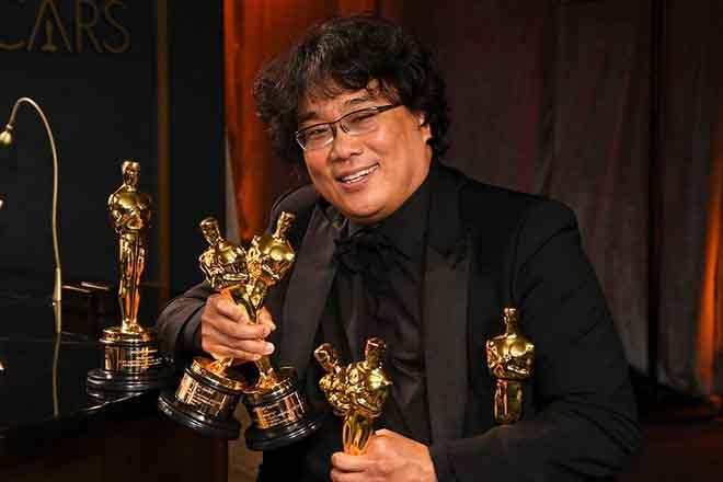 Ký sinh trùng giành giải thưởng cao nhất tại Giải thưởng điện ảnh Châu Á năm 2020