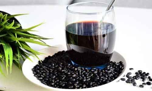 Giải nhiệt, giảm cân từ nước đậu đen