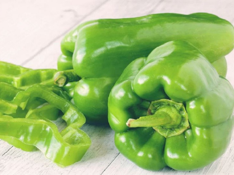 Những lợi ích bất ngờ của ớt xanh đối với sức khỏe