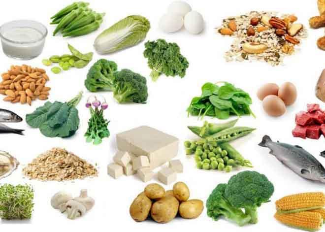 Thực phẩm giúp tăng chiều cao cho trẻ