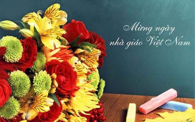 Những bài thơ xúc động về thầy cô giáo