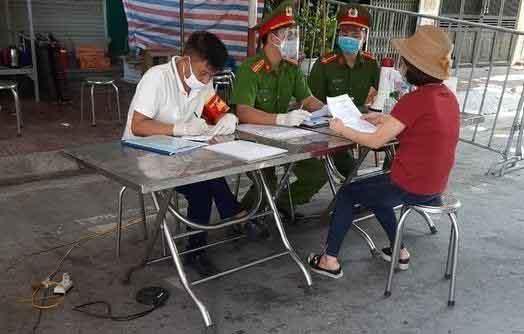 Hải Dương: Phạt người phụ nữ trốn khỏi khu cách ly 2 triệu đồng