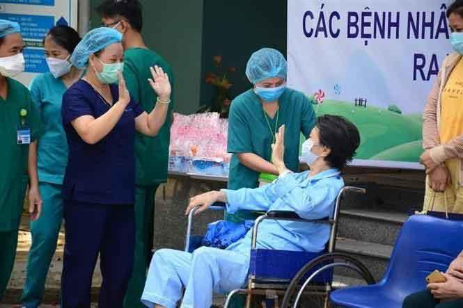 Sáng 27.8, Việt Nam không có ca mắc COVID-19 mới, thế giới vẫn lây nhiễm mạnh