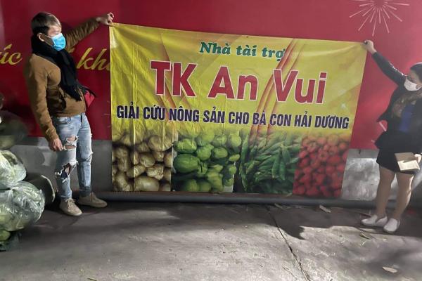 Vì COVID-19 hàng trăm tấn nông sản ở Hải Dương cần giải cứu
