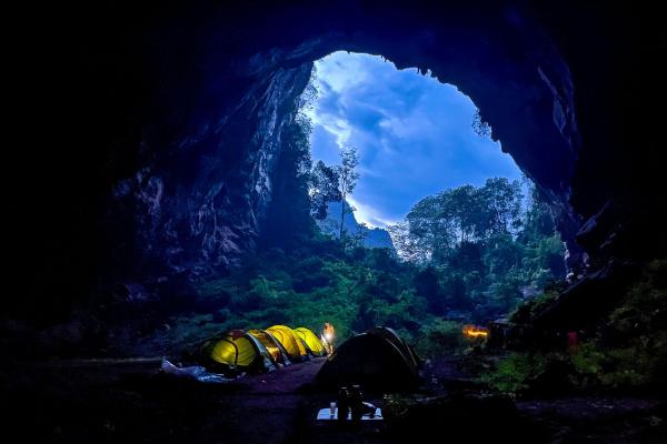 """Đến Quảng Bình để du hành vào """"lòng đất"""""""