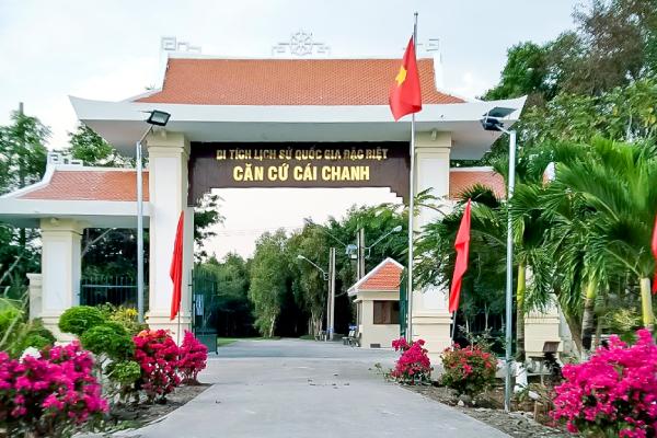 Căn cứ Cái Chanh, Bạc Liêu trở thành Di tích quốc gia đặc biệt