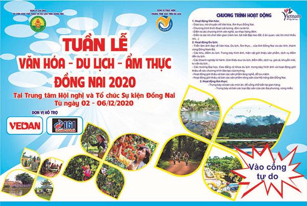 Ăn những món ngon của Đồng Nai tại tuần lễ văn hoá, du lịch và ẩm thực