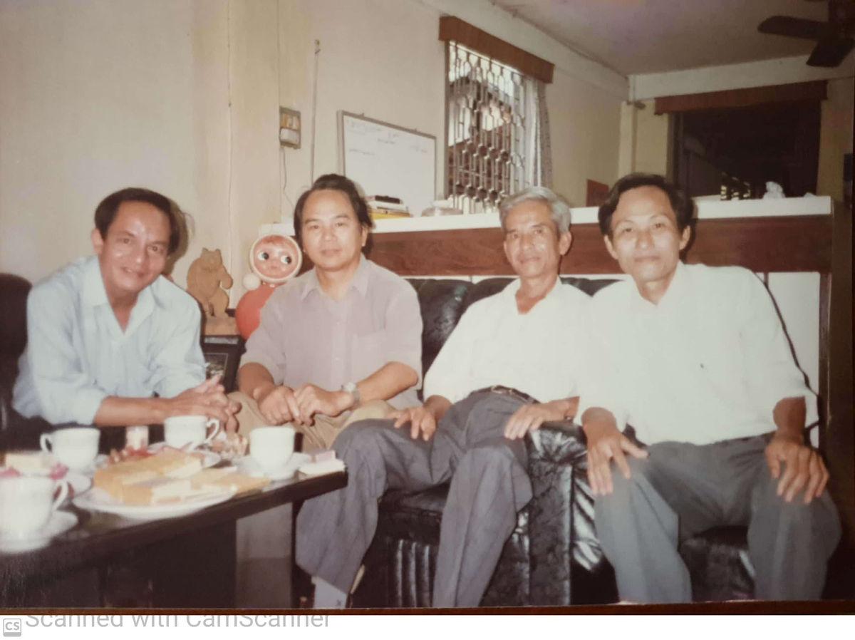 Nhà văn Trần Hữu Lục trong ký ức nhà thơ Tần Hoài Dạ Vũ