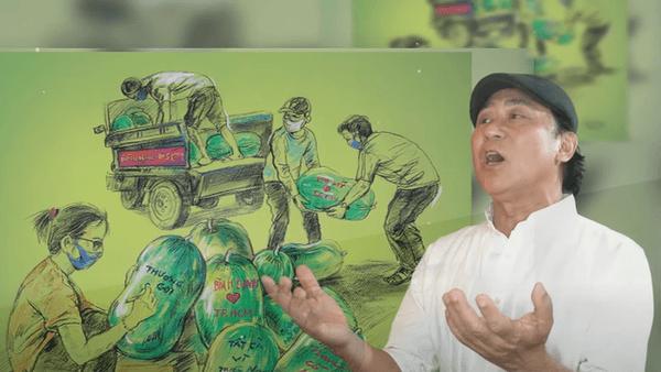 NSND Tạ Minh Tâm ra MV cổ vũ tinh thần chống dịch Covid-19