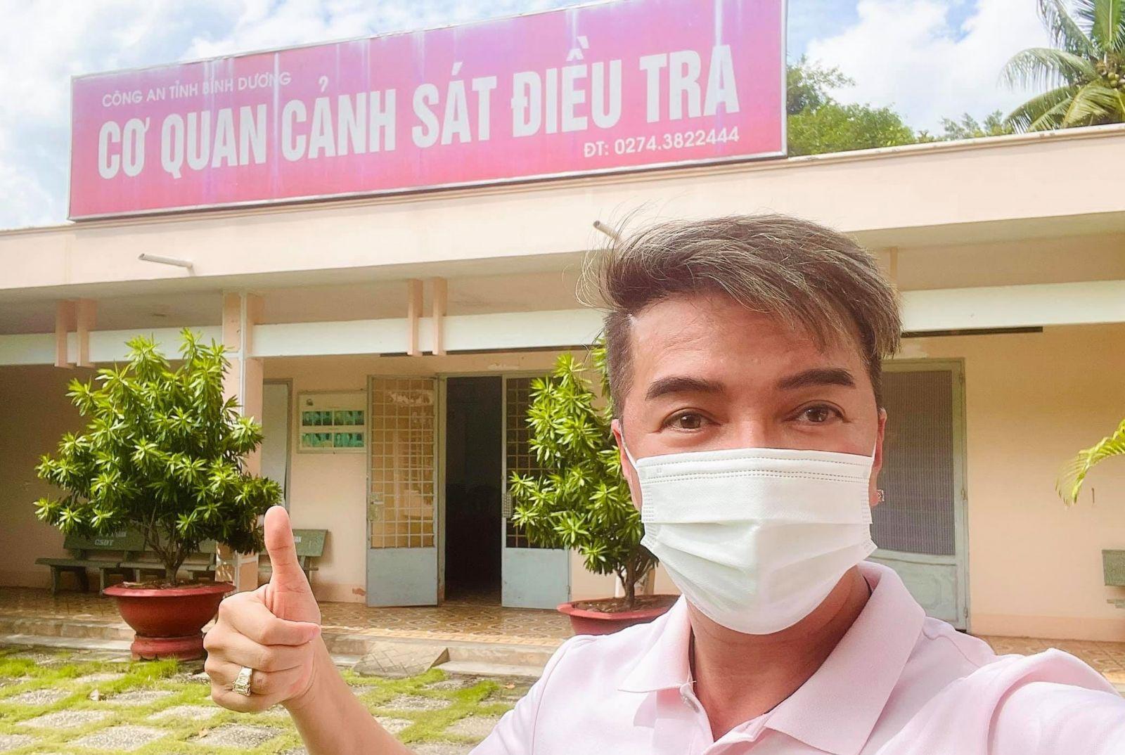 Đàm Vĩnh Hưng làm việc với Cơ quan CSĐT Bộ Công An sau cáo buộc liên quan tiền từ thiện