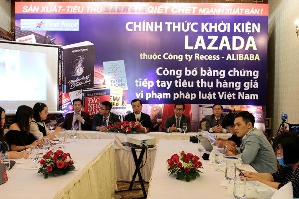 First News phản bác văn bản của Lazada Việt Nam: Không chân thực và không hề thành tâm