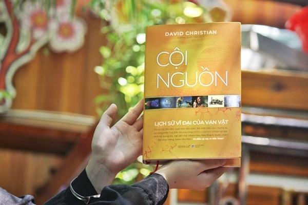 'Cội nguồn: Lịch sử vĩ đại của vạn vật' đã có mặt ở Việt Nam