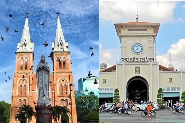 4 công trình hơn trăm tuổi ở Sài Gòn đang được xúc tiến xếp hạng di tích
