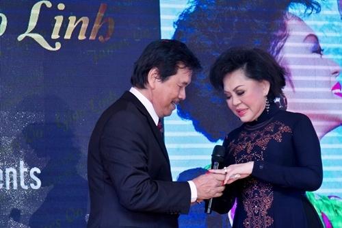 Giao Linh - 'Nữ hoàng sầu muộn' thêm một lần sầu muộn