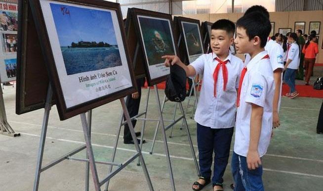 Trưng bày thư tịch cổ, bản đồ cổ Việt Nam trong không gian số